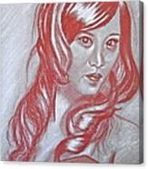 Ayuki Canvas Print