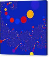Azure Azzuro Canvas Print