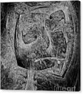 Abstraction 533 - Marucii Canvas Print