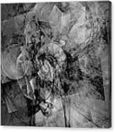 B-w 0561 Canvas Print