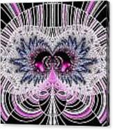 Baboon Eyes Canvas Print