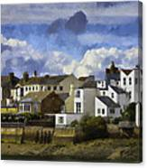 Back To Shoreham Canvas Print