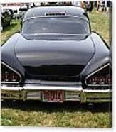 Backside Of An Impala Canvas Print