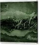 Bad Terrain Canvas Print