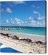 Bahamas Cruise To Nassau And Coco Cay Canvas Print