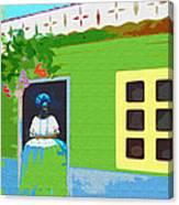Bahiana Canvas Print
