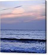 Baker Beach At Sunset Canvas Print