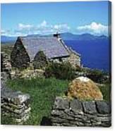 Ballinskelligs, Iveragh Peninsula Canvas Print
