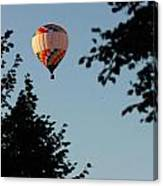Balloon-7081 Canvas Print