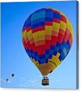 Balloon Fiesta Canvas Print