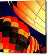 Balloon Glow 1 Canvas Print