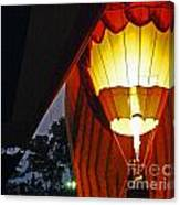 Balloon Glow Canvas Print