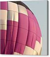 Balloon-purple-7462 Canvas Print
