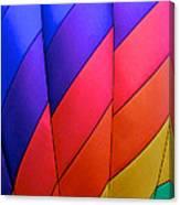 Balloon Rainbow Take 2 Canvas Print