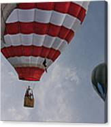 Balloons Over Readington Canvas Print