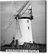 Ballycopeland Windmill County Down Ireland Canvas Print