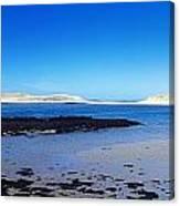 Ballyness Bay, County Donegal, Ireland Canvas Print