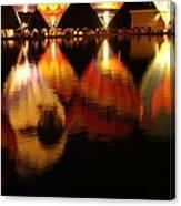 Baloominaria Reflections Canvas Print