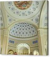 Baltimore Basilica Canvas Print