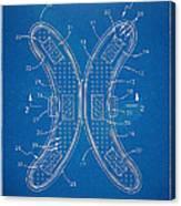 Banana Protection Device Patent Canvas Print