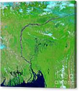 Bangladesh Canvas Print
