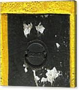 Bank Account Three Canvas Print