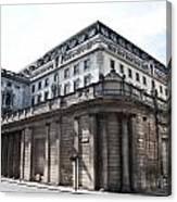 Bank Of England Canvas Print
