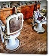Barber - The Barber Shop 2 Canvas Print