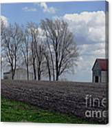 Barn Lot 1 Canvas Print