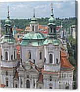 Baroque Beauty Canvas Print
