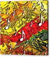 Bartok Canvas Print