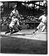 Baseball: Washington, 1925 Canvas Print