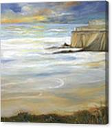 Beach On Highway One Canvas Print
