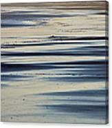 Beach Patterns Canvas Print