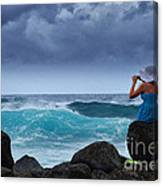 Beach Pictures Canvas Print