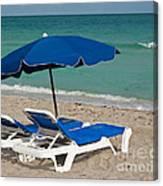 Beachtime Canvas Print