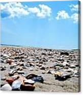 Beachy Delight Canvas Print