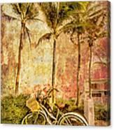 Beachy Keen Canvas Print