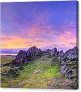 Beacon Hill Sunrise 3.0 Pano Canvas Print