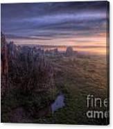 Beacon Hill Sunrise 6.0 Canvas Print
