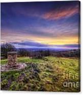 Beacon Hill Sunrise 8.0 Canvas Print