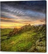 Beacon Hill Sunrise 9.0 Canvas Print