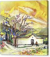 Beautiful Andalusia 01 Canvas Print