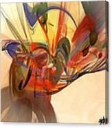 Beautiful Chaos Canvas Print
