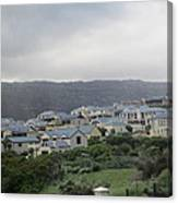 Beautiful Residential Canvas Print