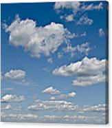 Beautiful Skies Canvas Print