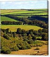 Beautiful Somerset Canvas Print