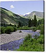 Beautiful Vail - Colorado Canvas Print