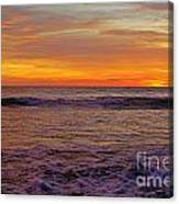 Beautiful Waves Canvas Print