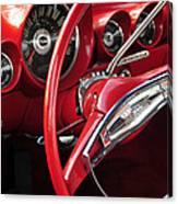 Beautiful Wheels Canvas Print
